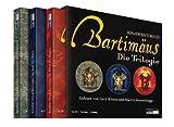Die Bartimäus Trilogie: Das Amulett von Samarkand - Das Auge des Golem - Die Pforte des Magiers von Jonathan Stroud (2008) Audio CD