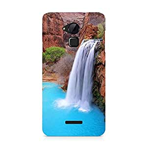 Hamee Designer Printed Hard Back Case Cover for Coolpad Note 3 Design 5335