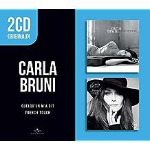 2 CD Originaux : Quelqu'un M'a Dit / French Touch