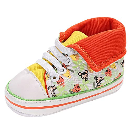 Cinnamou Baby Boots,Unisex Kids Baby Girls Boys Cute Floral Print Boots Winter Warm Toddler Booties First Walker Soft Sole Shoes