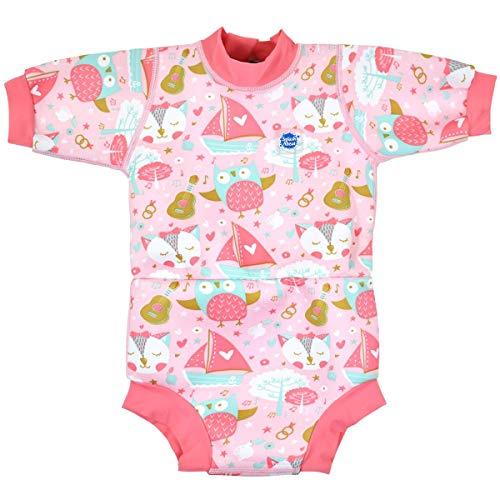 Splash About Happy Nappy - Traje de Neopreno Unisex para bebé, Unisex...