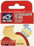 Dr. SOS Esparadrapo , Fijación Fuerte - 5 m