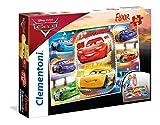 """Clementoni 25455"""" Cars 3"""" Bodenpuzzle, 40 Teile"""