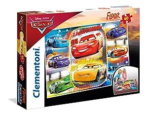 Clementoni 25455Cars 3Suelo Puzzle, 40Piezas