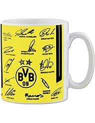 BVB borussia dortmund tasse signatures 2015/2016