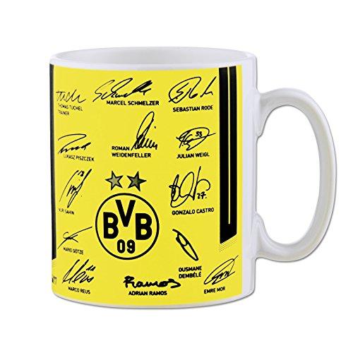 BVB-Unterschriftentasse 2016/17 one size