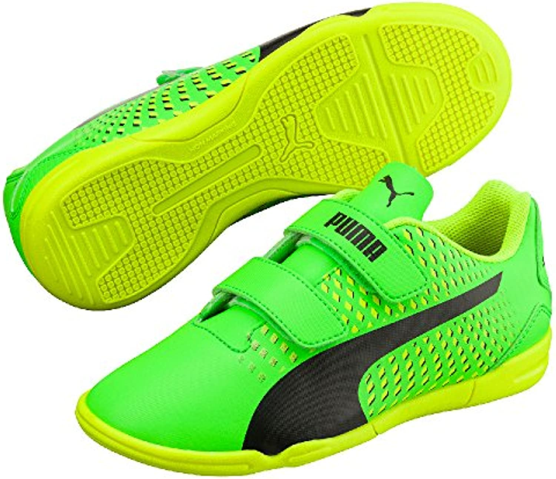 Puma Adreno III IT V Jr   green gecko puma black safety