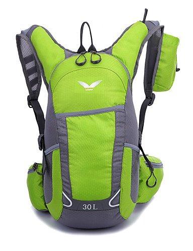 HWB/ 30 L Wasserdichte Dry Bag / Rucksack Camping & Wandern Wasserdicht andere Green