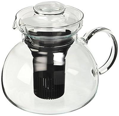 SIMAX Glassware 3243/F 6.3- Théière Marta avec Filtre de Verre, 1,5l