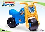 Feber-Moto-Jumper-moto-correpasillos-de-color-negro-azul-y-amarillo