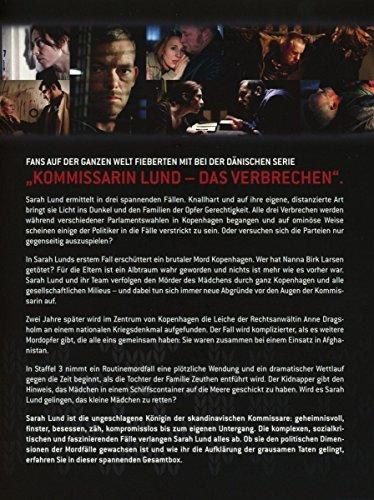 Kommissarin Lund - Die komplette Serie - 10 Jahre Jubiläums-Edition (20 DVDs): Alle Infos bei Amazon