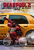 Import Posters Deadpool 2 – Ryan Reynolds – U.S Movie Wall Poster Print - 30CM X 43CM