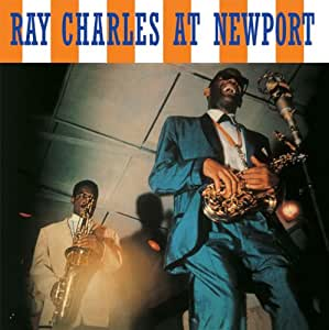 Ray Charles at Newport [VINYL]