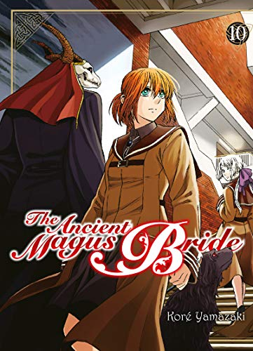 The Ancient Magus Bride Edition simple Tome 10