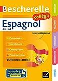 bescherelle espagnol coll?ge grammaire conjugaison vocabulaire prononciation a1 a2