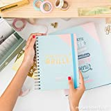 Agenda Mr Wonderful 2018 - Semainier - Allez, lance-toi et brille !