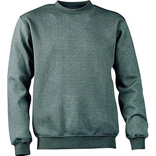 ACODE Sweatshirt Basecamp | Größe: XL | Anthrazit