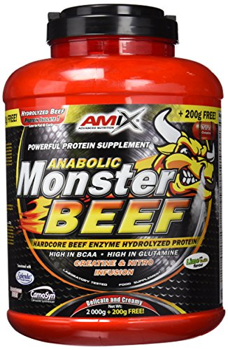 Amix Monster Beef Aminoácidos - 2200 gr_8594159535138