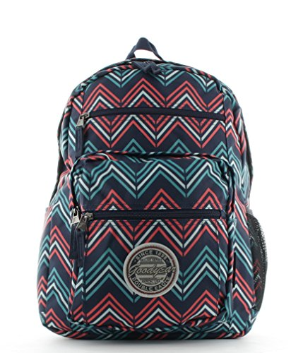 goodyear-unisex-adultcasual-daypack-multi-coloured-blue-red