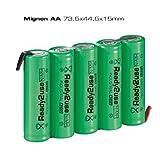 AkkuPack Mignon AA 6 Volt, 2100mAh Ready to use