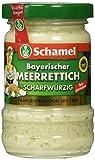 Schamel Bayerischer Meerrettich, 12er Pack (12 x 145 g)