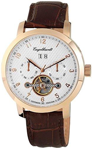 Engelhardt 388932529008–Uhr für Männer braun