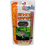 Hikari Tropical Sinking Wafers for Catfish, Loaches and Bottom Feeders 110 Grams