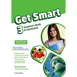 Get smart. Student's book-Workbook. Workbook My digital book. Per la Scuola media: 3