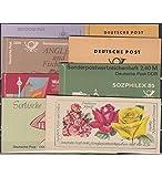 Goldhahn DDR Markenheft Nr. 3-10 postfrisch ** Briefmarken für Sammler