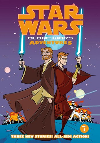 Star Wars: Clone Wars Adventures v. 1