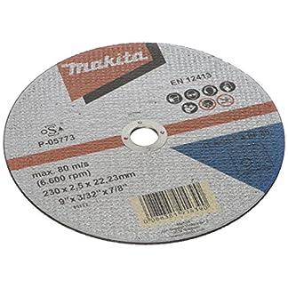 Makita P-05773 – Disco de corte metal 230mm