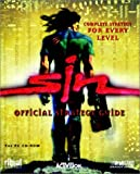 Official Sin Strategy Guide (Brady Games Strategy Guides) by BradyGames (1998-02-28) - Dorling Kindersley - 28/02/1998