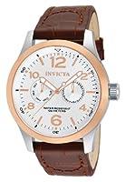 Invicta 13010 - Reloj para mujer color marrón de Invicta