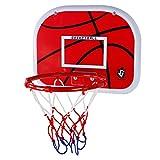 CT-Tribe mini 38cm Basketballkorb Kinder Basketball-Board Basketballbrett Spielzeug mit Ring Netz und Basketball - 3 bis 5 Jahre