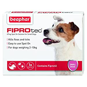 Beaphar FIPROtec Pipette for Extra Large Dog, Pack of 1 6