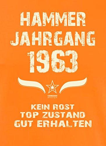 Geburtstagsgeschenk T-Shirt Männer Geschenk zum 54 .Geburtstag Hammer  Jahrgang 1963 - auch in Geburtstagsgeschenk ...