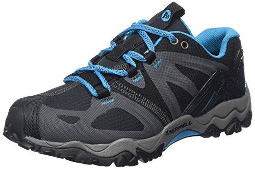 Merrell Grassbow Sport Gore Tex, Chaussures de randonnée tige basse femme Black