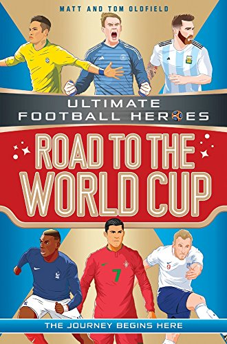 Road to the World Cup (Ultimate Football Heroes) Matt Cup