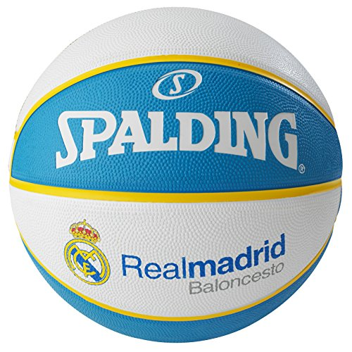 SPALDING - BALON DE BALONCESTO REAL MADRID