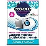 Ecozone Washing Machine and Dishwasher Cleaner