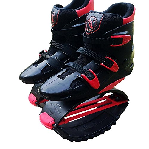 MIAO Jumps Rebound Shoes - Sports de Plein air pour la Jeunesse Fitness Kangourou Sauter Chaussures/Bouncing Chaussures