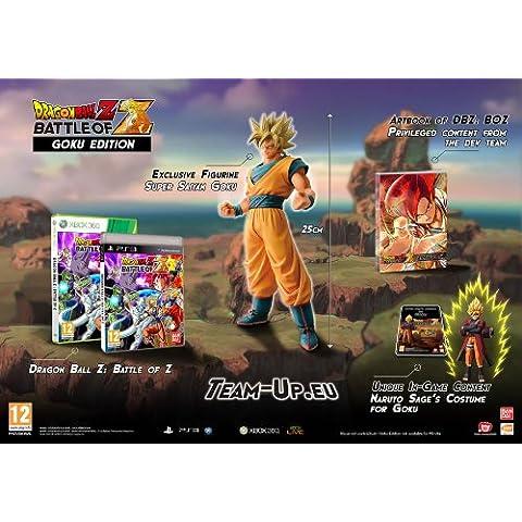 Dragon Ball Z: Battle of Z Goku Edition [Xbox 360] [Importación Inglesa]