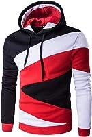 YAANCUN Sweatshirt Mens Breathable Jumpers Hoodies Sweatshirts Pullover Slim Fit Regular Fit