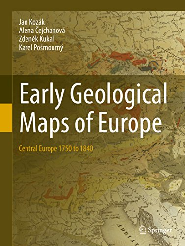 geological map of europe pdf PDF] Early Geological Maps of Europe: Central Europe 1750 to 1840