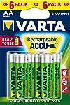 Varta - Baterías recargables, ...