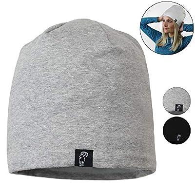 Baumwollmütze TALLINN fleecegefüttert One size von Alpidex Wintermütze Fleecefutter Beanie Cap Hüte Hut Unisex Mütze für Damen und Herren