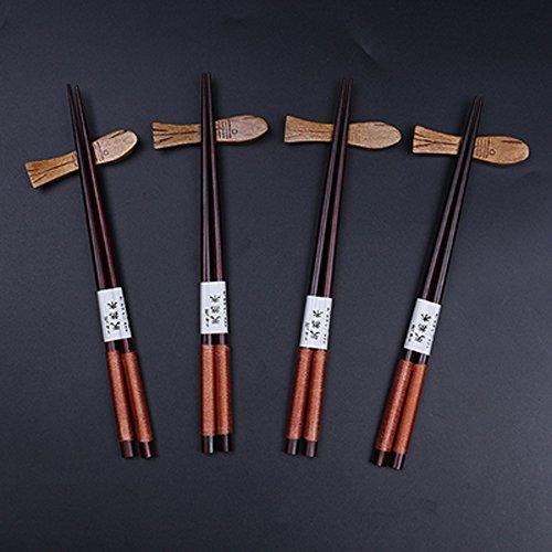 bingqing-quattro-paia-di-bacchette-naturale-tronchi-di-legno-bacchette-da-tavola-vernice-bacchette-b