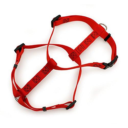 petco-3-203-cm-einlagig-nylon-verstellbar-hund-und-katze-geschirr-klein-farbe-rot