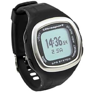 Ultrasport GPS-Pulscomputer mit Fingersensor NavRun 2K11