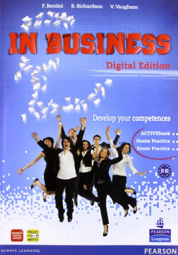 In business. Con Espansione Online. Per le Scuole Superiori (Digital Edition)